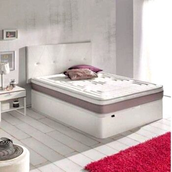 3XL Storage Bed Wood