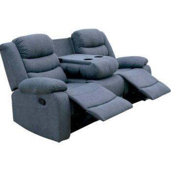 luxor 3 Seat Reclining Sofa
