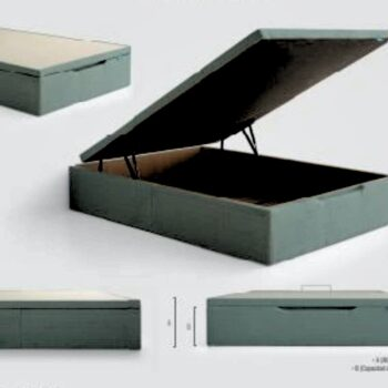Adda Storage Bed