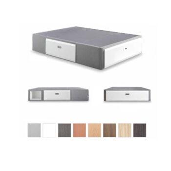 Neva 3 Drawer Bed