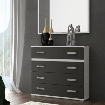 Cabra 4 Drawer Chest