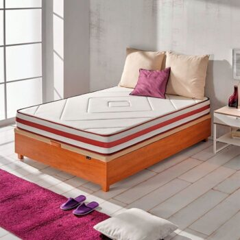 Notte Storage Bed With Feet