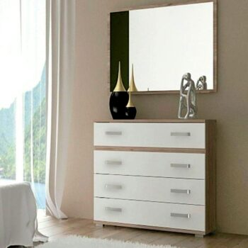 Corboba 4 Drawer Chest