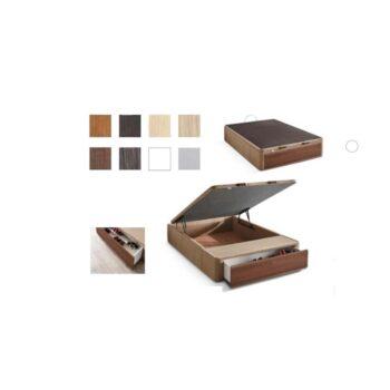 Cobbler Storage Bed Upholstered