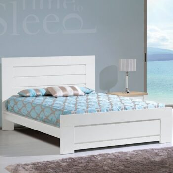 Florenca Kingsize Bed White
