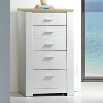 Florenca Narrow Chest White