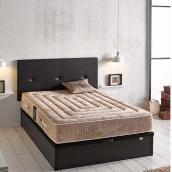 Monet Storage Bed Wood