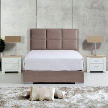 Sophie Upholstered Bed