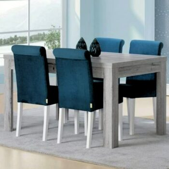 Florenca Grey Ext Dining Table