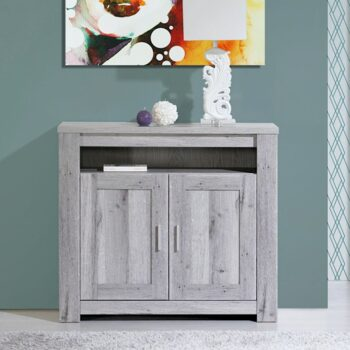 Florenca Grey Hall Table
