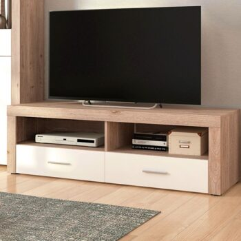 Kansas 2 Drawer TV Unit