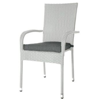 Marlene Dining Chair – White