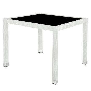Marlene 90cm Table – White