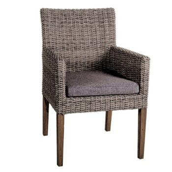 Patsy Aged Dining Chair