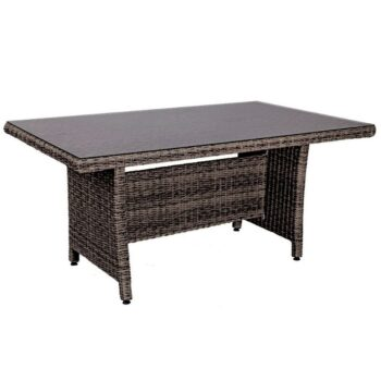 Patsy Aged Rectangular Dining Table