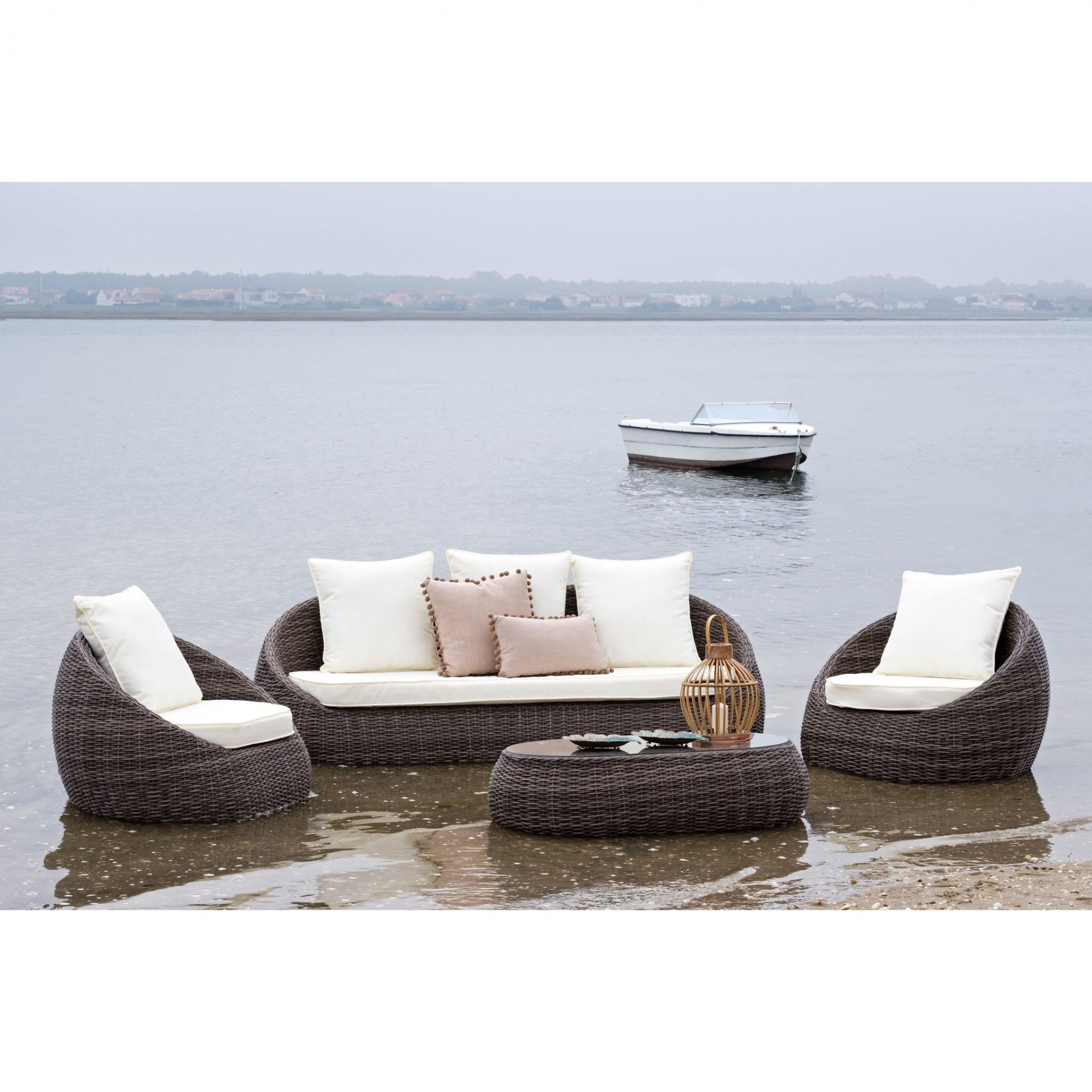 TDW Furniture Algarve Portugal Outdoor Rattan Furniture Set