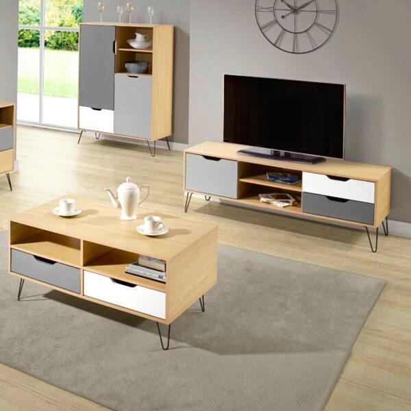 TDW Furniture Algarve Portugal Bergen Living Room Set