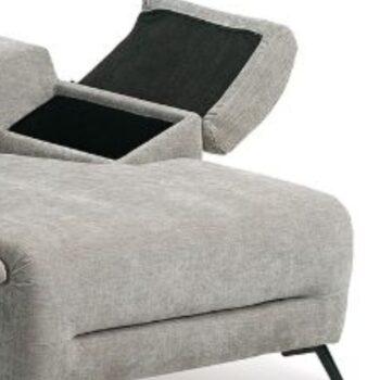 Deryl Chaise Sofa