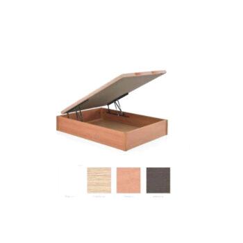 Stratum Storage Bed Wood