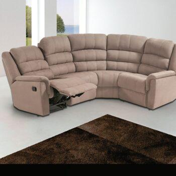 Sirio Corner Electric Reclining Sofa