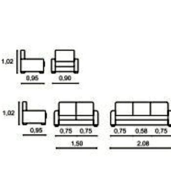 Sirio Electric Recliner Range