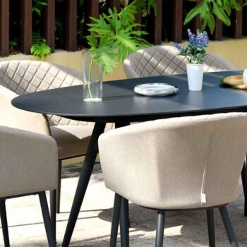Ambition 6 Seat Oval Dining Set