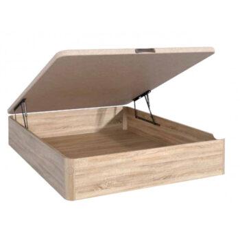 Storage Bed + Mattress Set 1