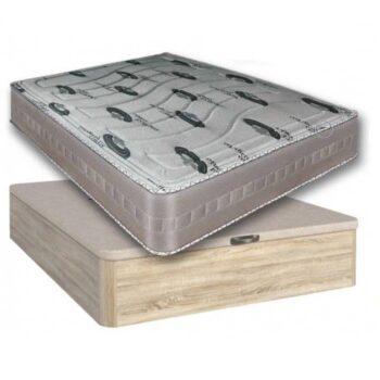 Storage Bed + Mattress Set 2