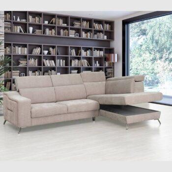 Zeller Chaise Sofa