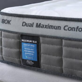 Maximum Mattress Gold Series
