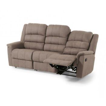 Sirio 3 Seat Electric Reclining Sofa